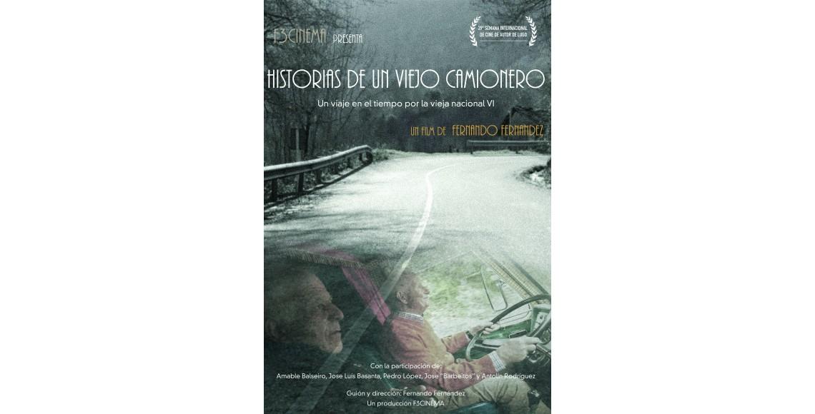 DVD HISTORIAS DE UN VIEJO CAMIONERO