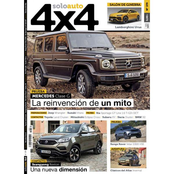 SOLO AUTO4X4 (revista trimestral) - suscripción