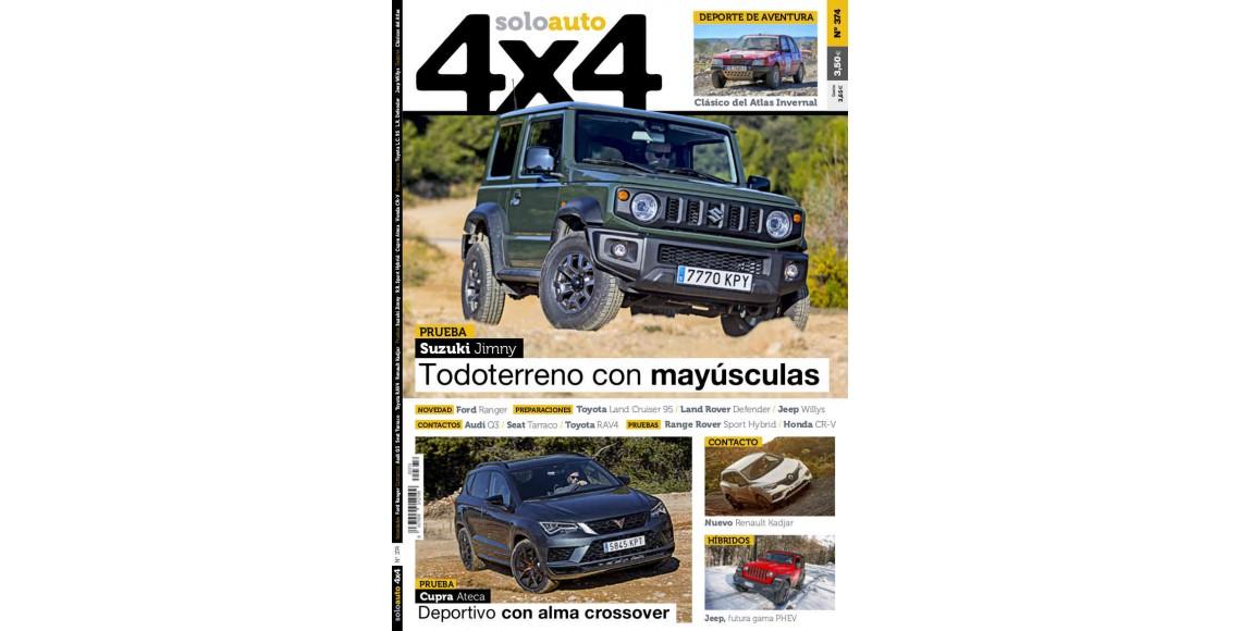 SOLO AUTO 4X4