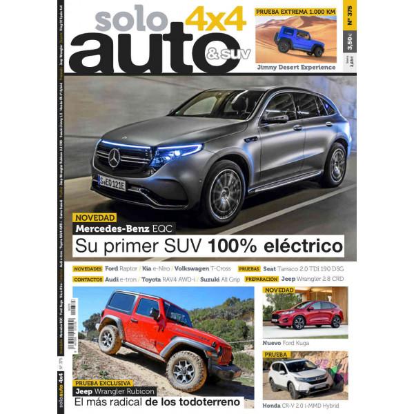 SOLO AUTO4X4 & SUV (revista trimestral) - suscripción