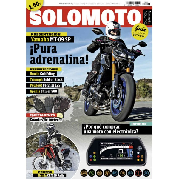 SOLO MOTO SPORT&YOUNG