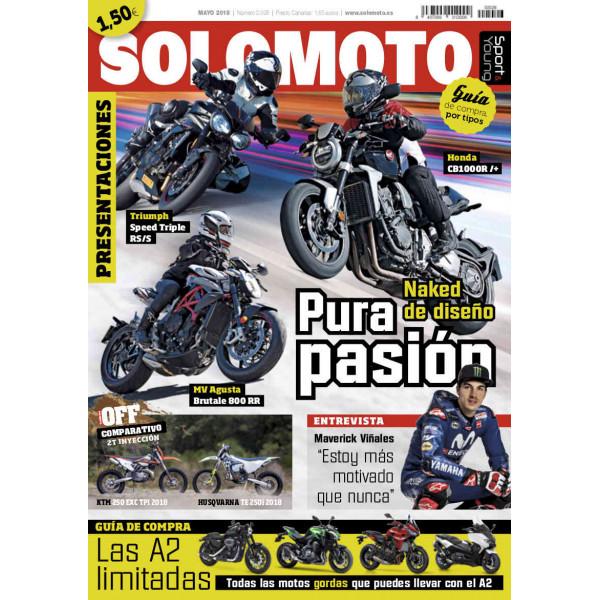SOLO MOTO SPORT & YOUNG (suscripción)