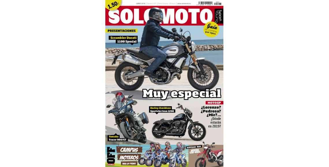SOLO MOTO SPORT & YOUNG