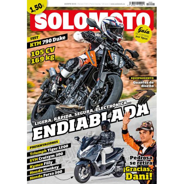 SOLO MOTO (suscripción)
