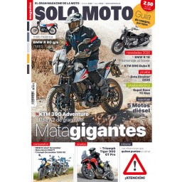 SOLO MOTO Nº2050