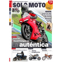 SOLO MOTO Nº2051