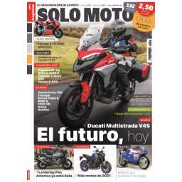 SOLO MOTO Nº2057