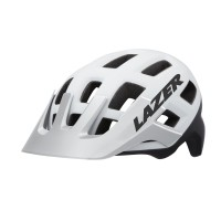 CASCO LAZER COYOTE BLANCO MATE