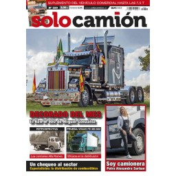 SOLO CAMION Nº339