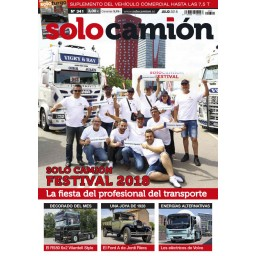 SOLO CAMION Nº341