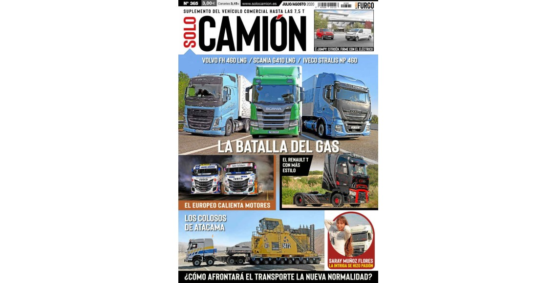 SOLO CAMION