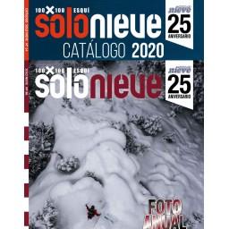 SOLO NIEVE + CATÁLOGO (suscripción)