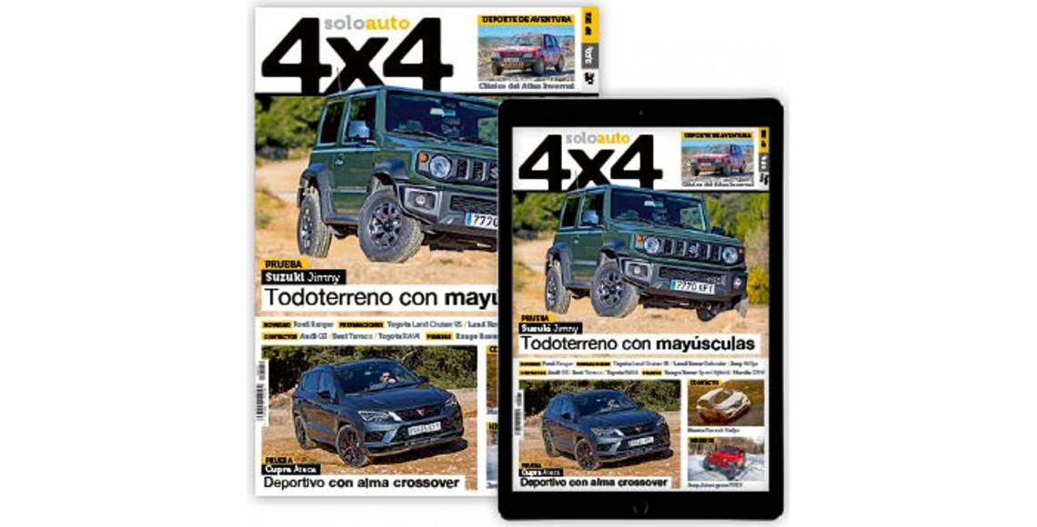 SOLO AUTO4X4 (suscripción papel + digital)