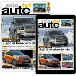 SOLO AUTO4X4 & SUV (suscripción papel + digital)