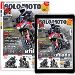 SOLO MOTO (suscripción papel + digital)