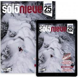 SOLO NIEVE (suscripción papel + digital)