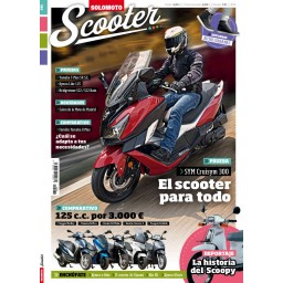SOLO SCOOTER Nº181
