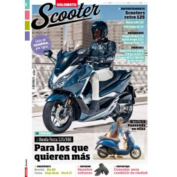 SOLO SCOOTER Nº182