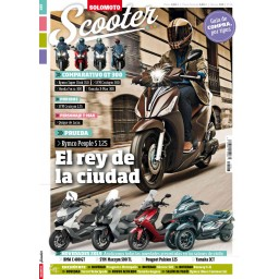 SOLO SCOOTER Nº183