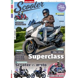 SOLO SCOOTER Nº184