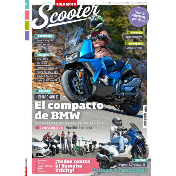 SOLO SCOOTER Nº185