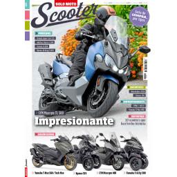 SOLO SCOOTER (revista trimestral) - suscripción