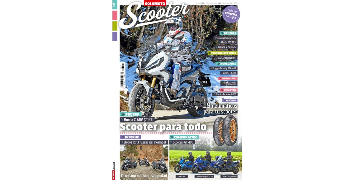 SOLO SCOOTER