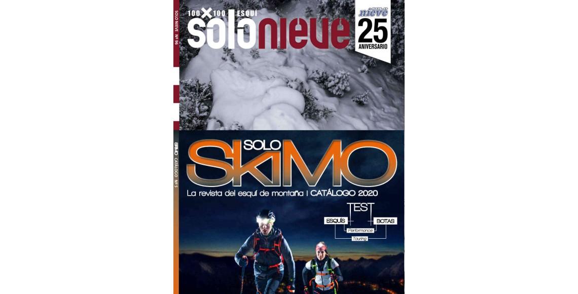 SOLO NIEVE + SOLO SKIMO