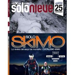 SOLO NIEVE + SOLO SKIMO (sin catálogo) - suscripción