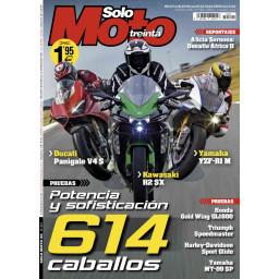 SOLO MOTO30 Nº421